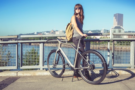 """INDUSTRY x Ti Cycles """"SOLID"""" Bike"""