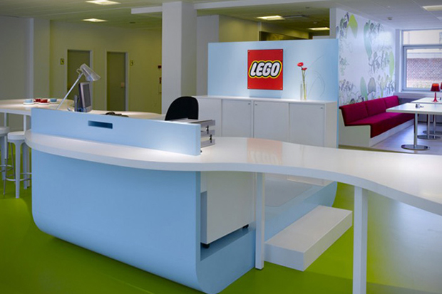 Inside LEGO's Denmark Headquarters