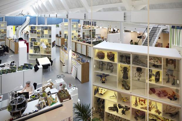 Inside LEGO's Denmark Headquarters