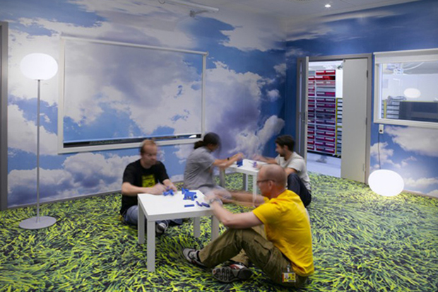 inside legos denmark headquarters