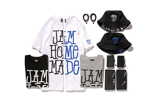 Stussy x JAM HOME MADE 2014 Summer Capsule Collection | HYPEBEAST