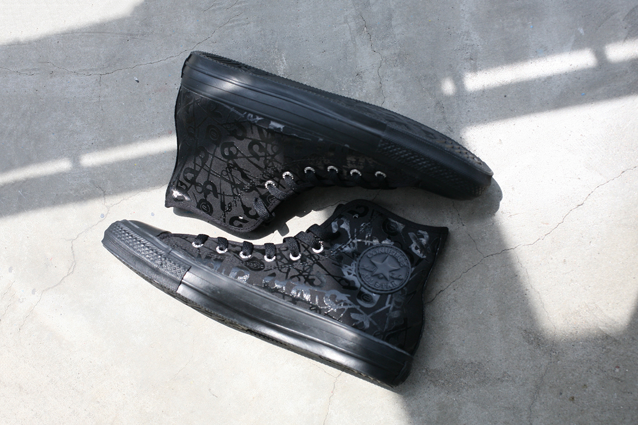 JAM HOME MADE x Converse All Star JHM HI Black