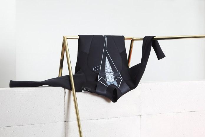 Julien David Quiksilver 2015 Spring/Summer Collection
