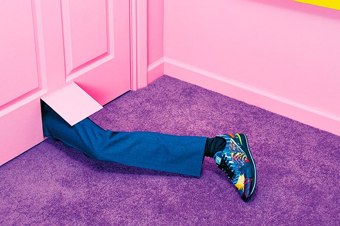 KENZO 2014 Fall/Winter Campaign by TOILETPAPER
