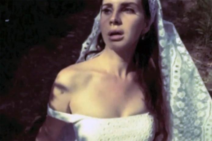 "Lana Del Rey ""Ultraviolence"" Music Video"