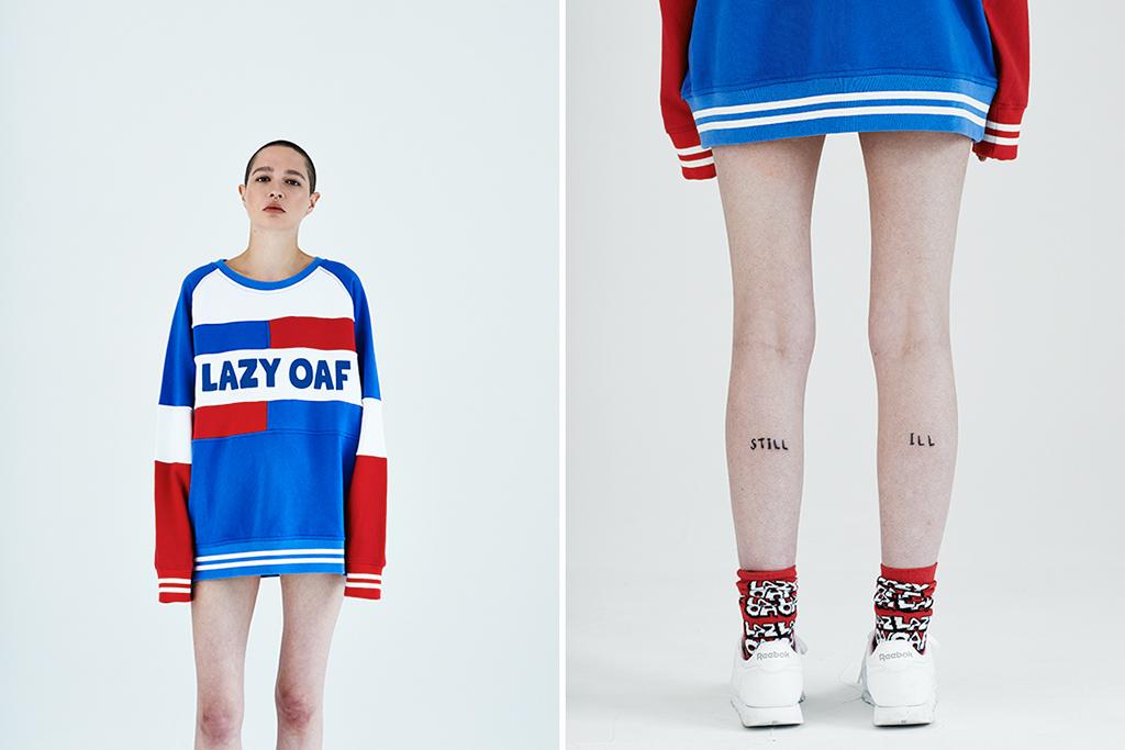 Lazy Oaf 2014 Fall Lookbook