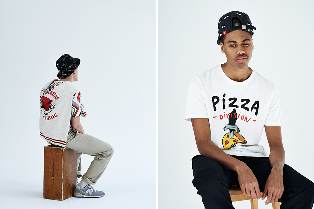 lazy oaf 2014 fall lookbook