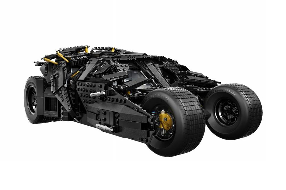 LEGO Unveils Tumbler Set from The Dark Knight Trilogy