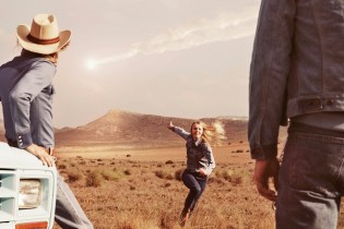 Levi's Vintage Clothing 2014 Fall/Winter Lookbook