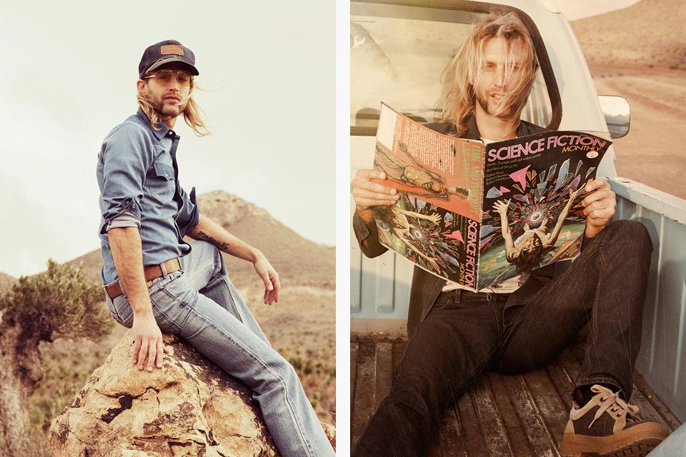Levi's Vintage Clothing 2014 Fall/Winter Lookbook