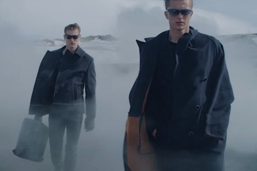 Louis Vuitton 2014 Fall Video Lookbook
