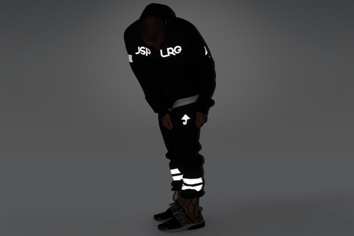 LRG x JSP Performance-Based Skate Fleece