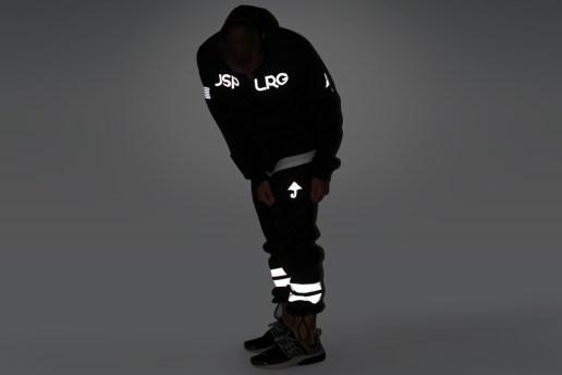 LRG x JSP Performance-Based Skate Fleece