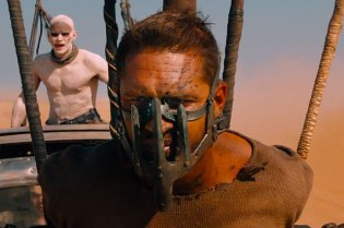 'Mad Max: Fury Road' Trailer #1 Starring Charlize Theron & Tom Hardy