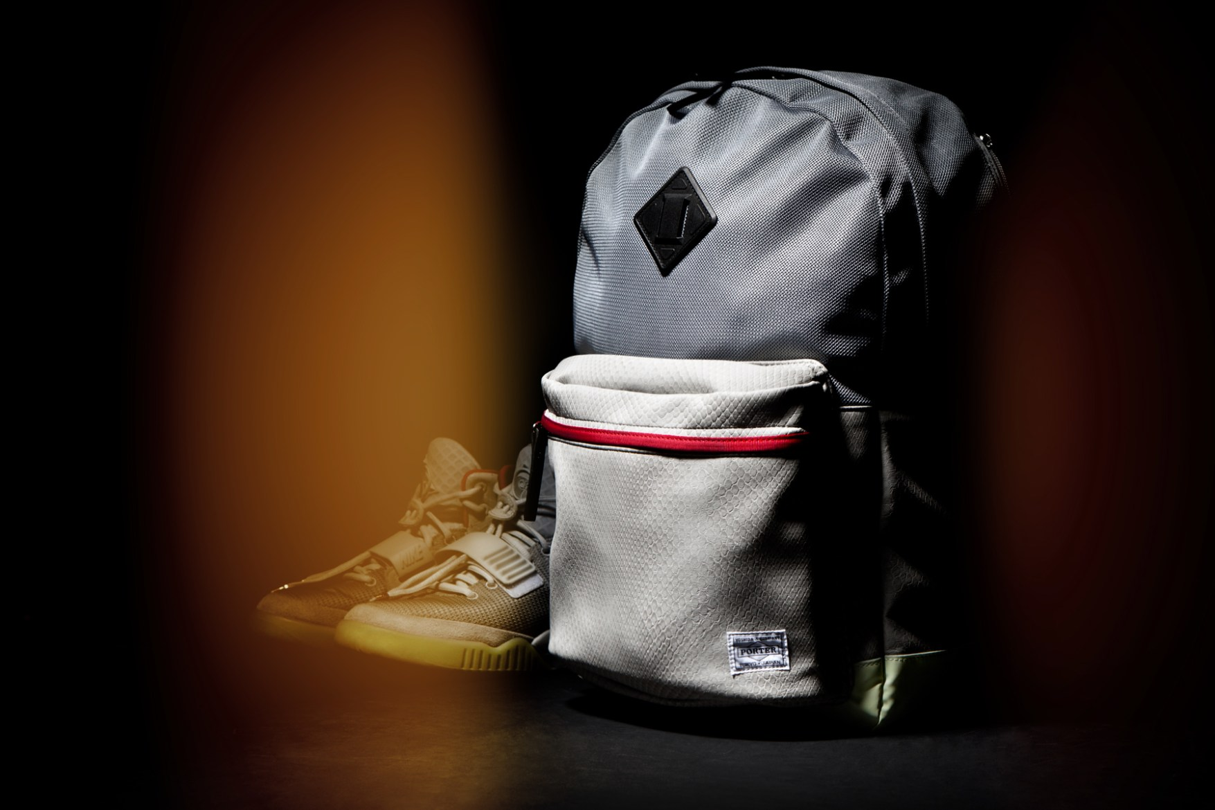 MAGIC STICK x PORTER Yeezy Backpack Editorial