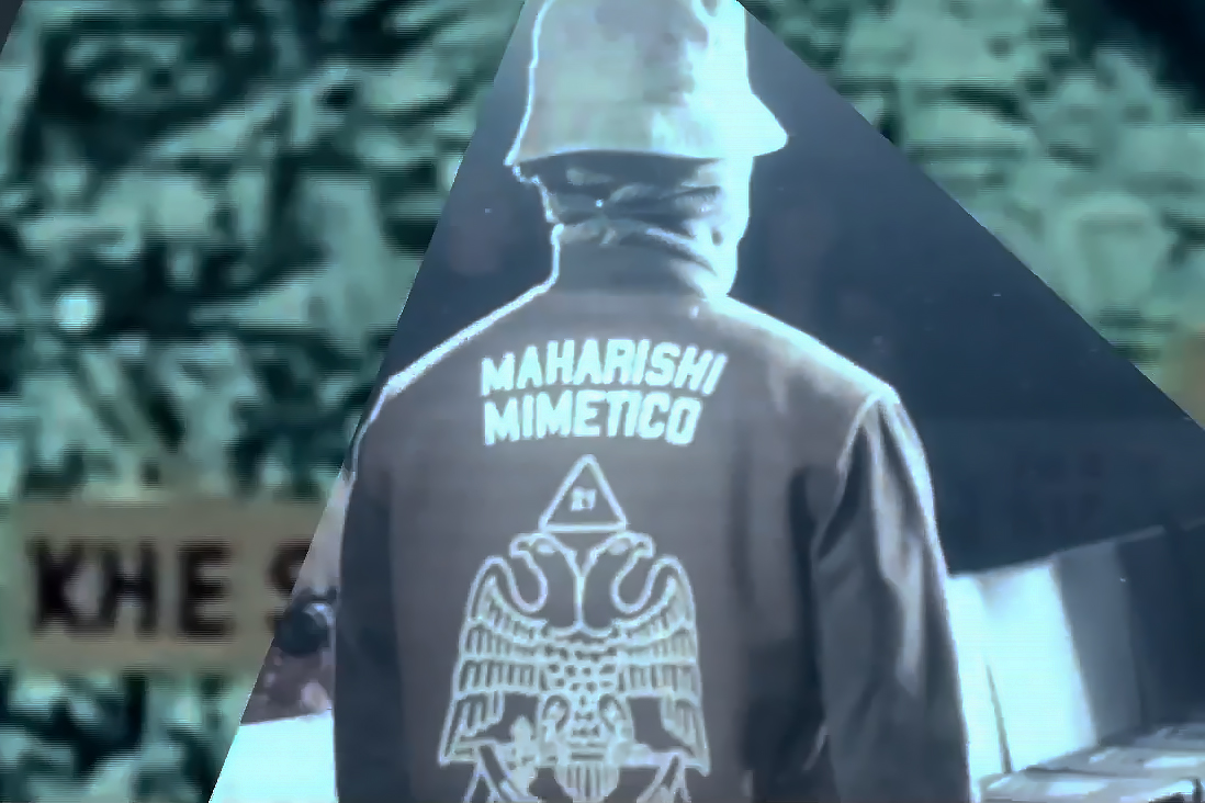 "maharishi 2015 Spring/Summer ""VIET-AFGHAN COALITION TOUR"" Video"