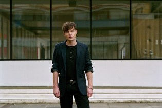 "Maison Kitsuné 2014 Fall/Winter ""London Beats"" Lookbook"