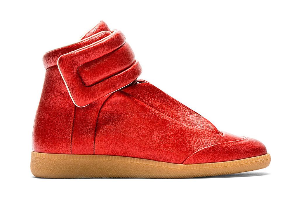 Maison Martin Margiela 2014 Spring/Summer Footwear Collection
