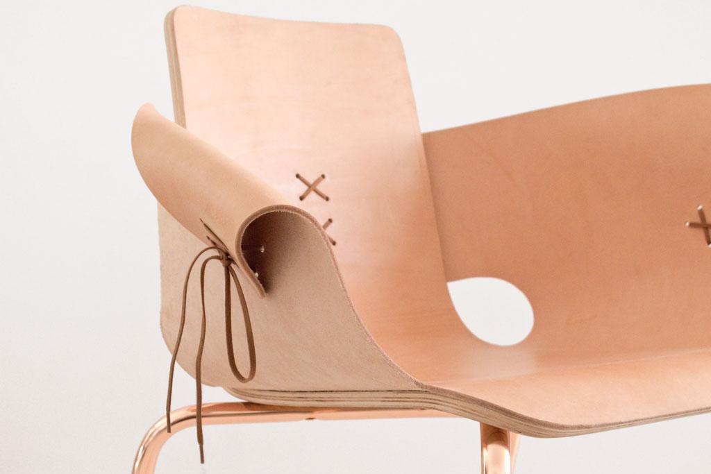 Martín Azúa Shoemaker Chair