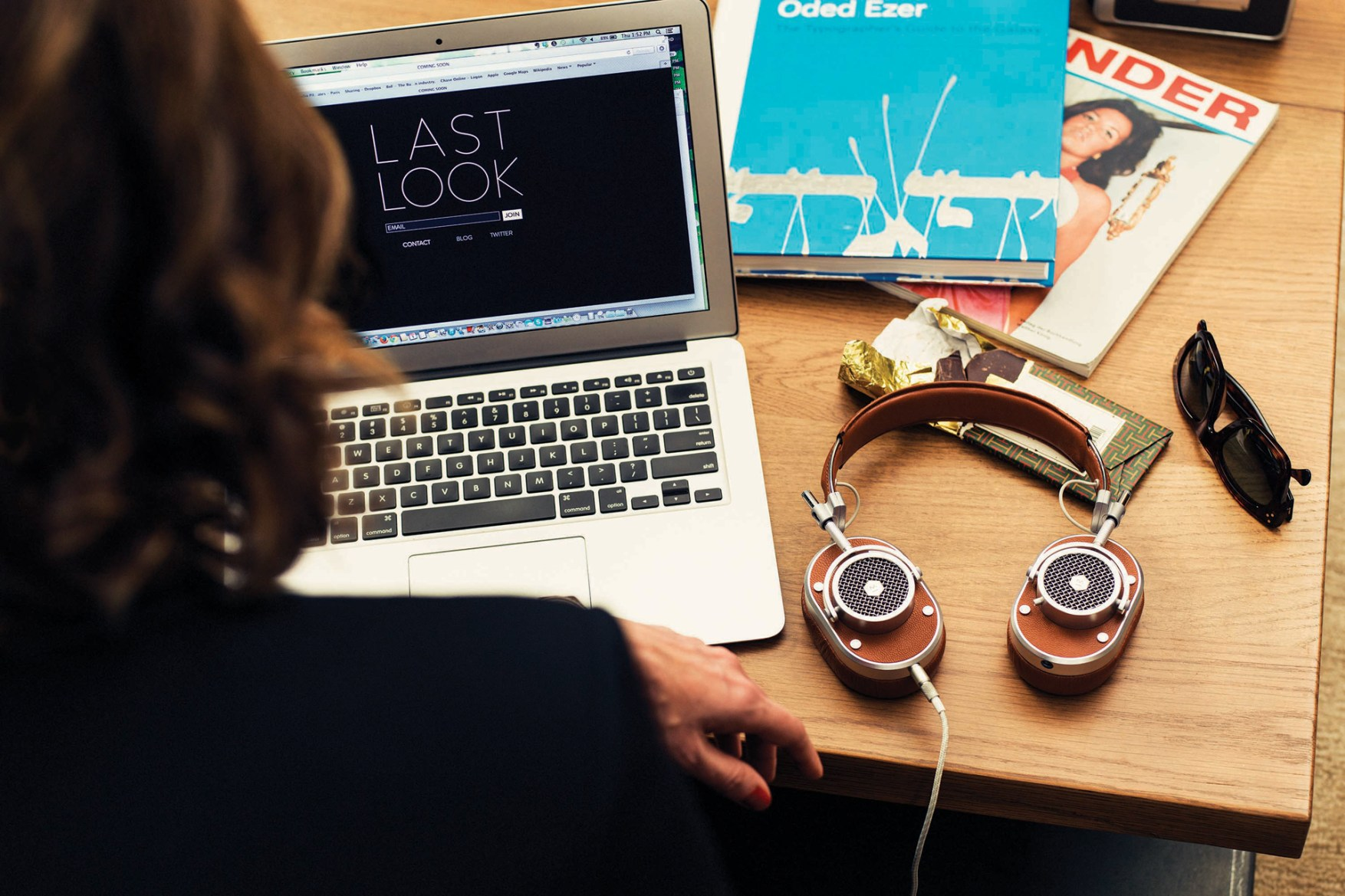 Master & Dynamic: Sound Tools for Creative Minds