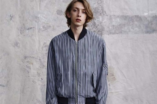 McQ by Alexander McQueen 2015 Spring/Summer Lookbook