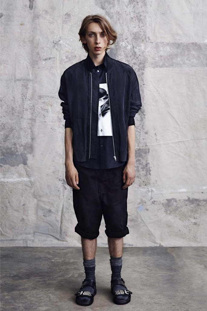 mcq by alexander mcqueen 2015 spring summer lookbook