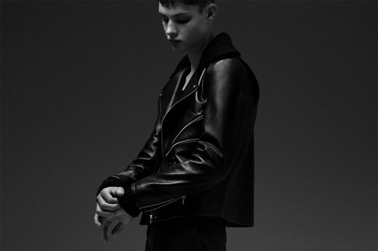 McQ by Alexander McQueen x PUMA 2014 Fall/Winter Lookbook
