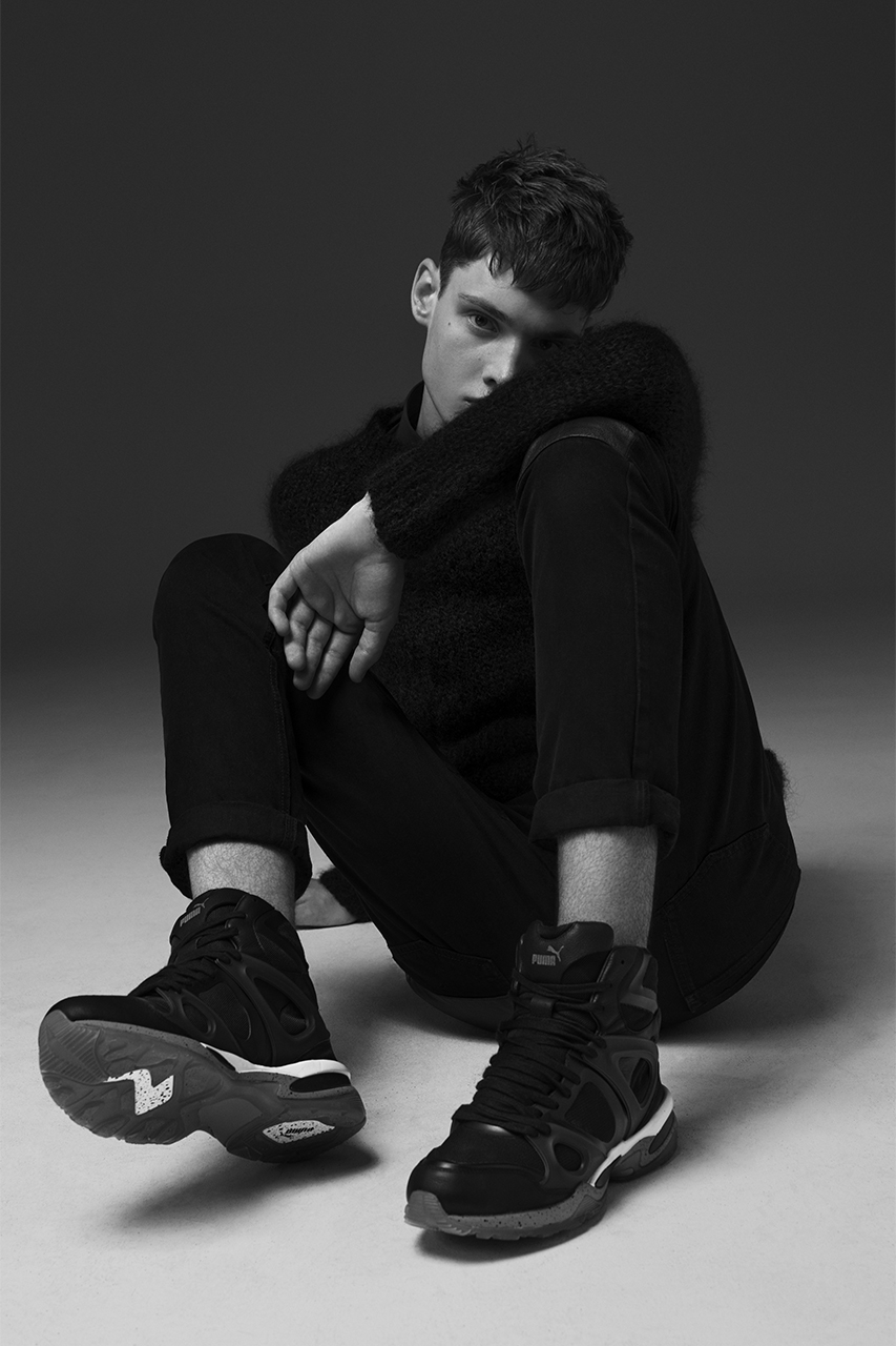 McQ by Alexander McQueen x PUMA 2014 Fall/Winter Lookbook