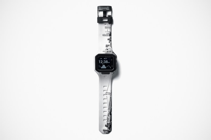 Mike D x Monster Children x Nixon Limited-Edition Supertide Watch