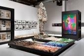 Mike Kelley Installation @ The Geffen Contemporary at MOCA