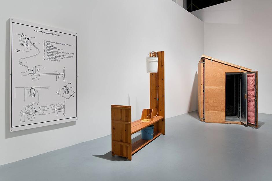 mike kelley installation the geffen contemporary at moca