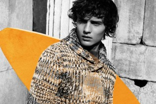Missoni 2014 Fall/Winter Campaign