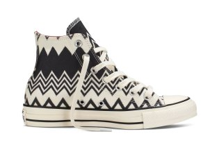 Missoni x Converse 2014 Fall Chuck Taylor All Star
