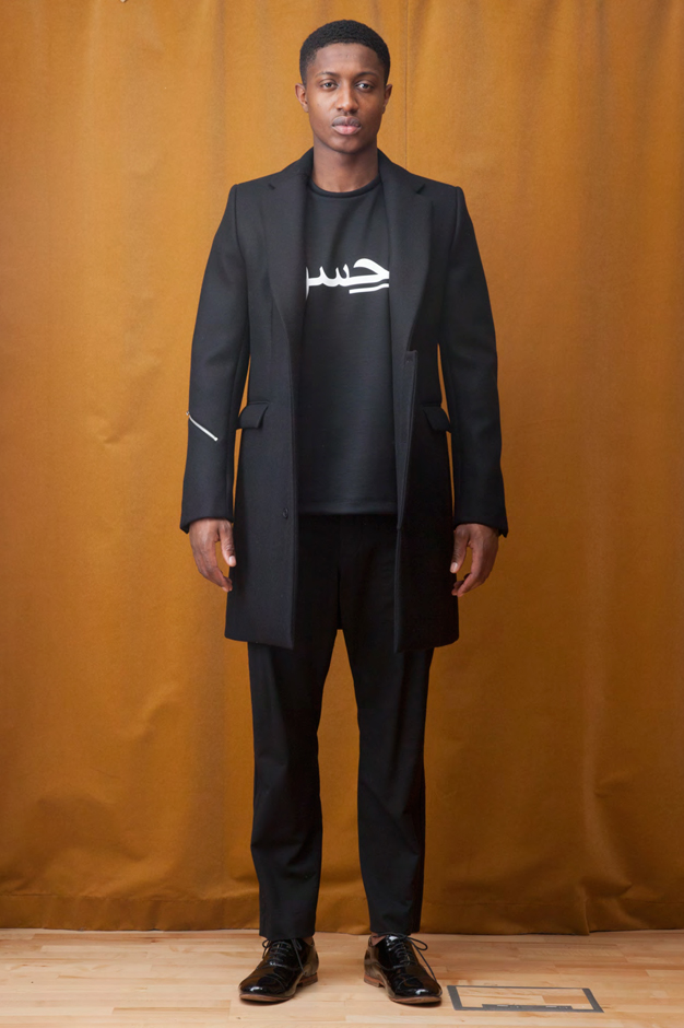 MOHSIN 2014 Fall/Winter Lookbook