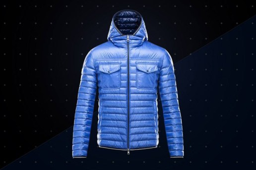 Moncler Reintroduces Its Longue Saison Down Jacket
