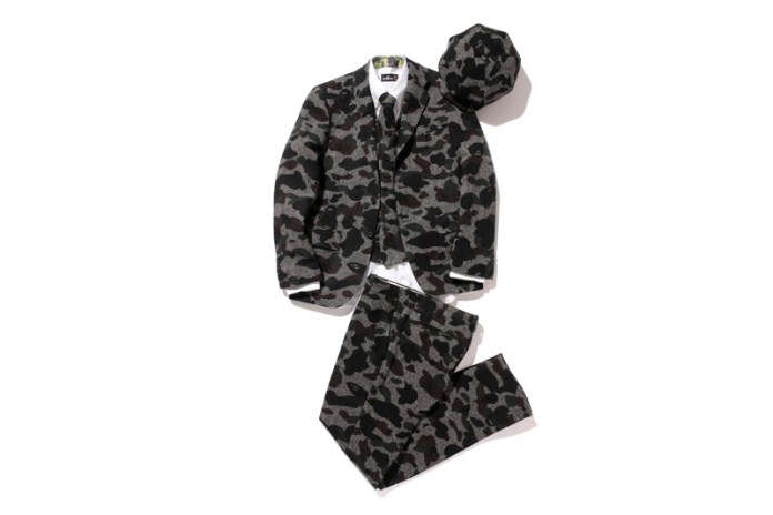 Mr.BATHING APE 2014 Fall/Winter Collection