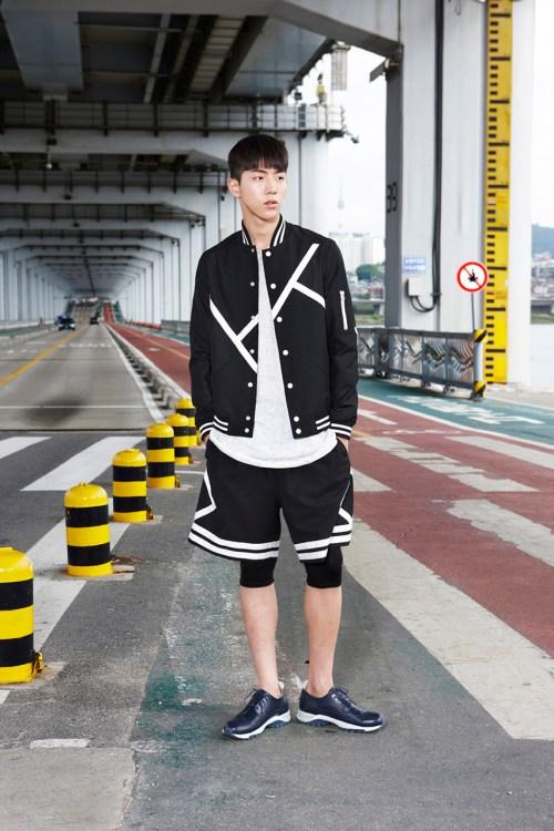Munsoo Kwon 2015 Spring/Summer Lookbook