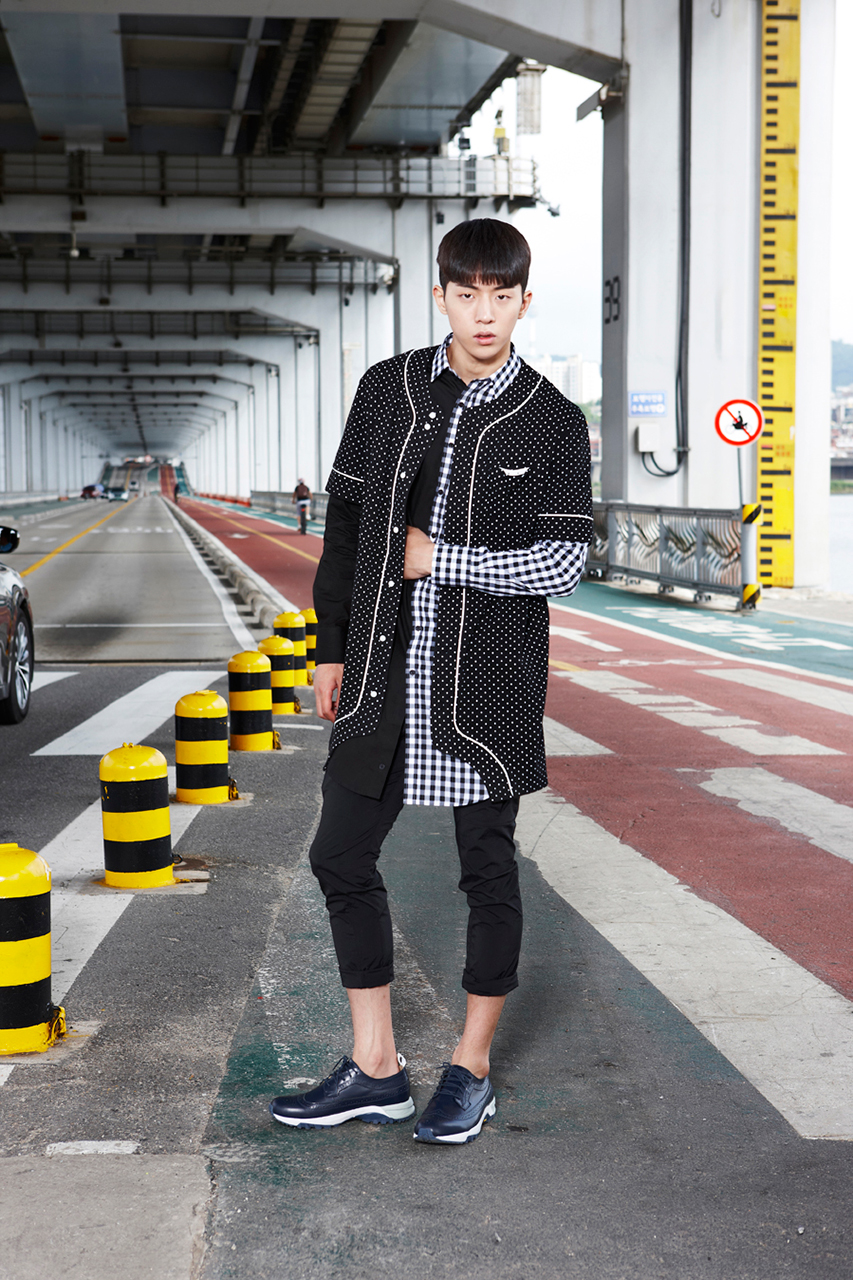 Munsoo Kwon 2015 Spring/Summer Lookbook