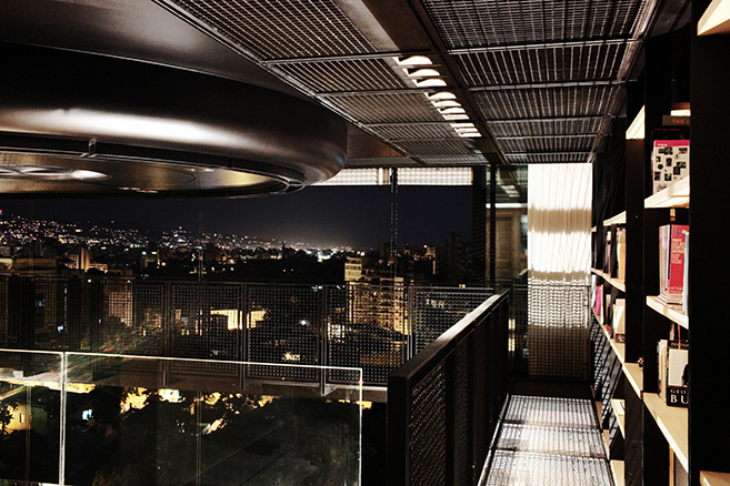 n b k residence 2 by bernard khoury