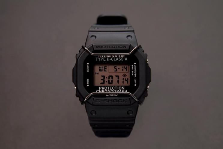 N.HOOLYWOOD x Casio G-Shock DW-5600NH-1ER
