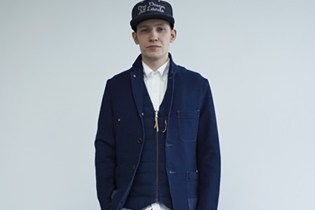 nanamica 2014 Fall/Winter Lookbook