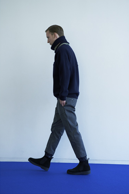 nanamica 2014 fall winter lookbook