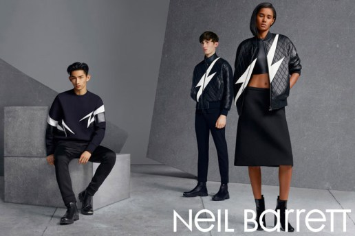 Neil Barrett 2014 Fall/Winter Campaign