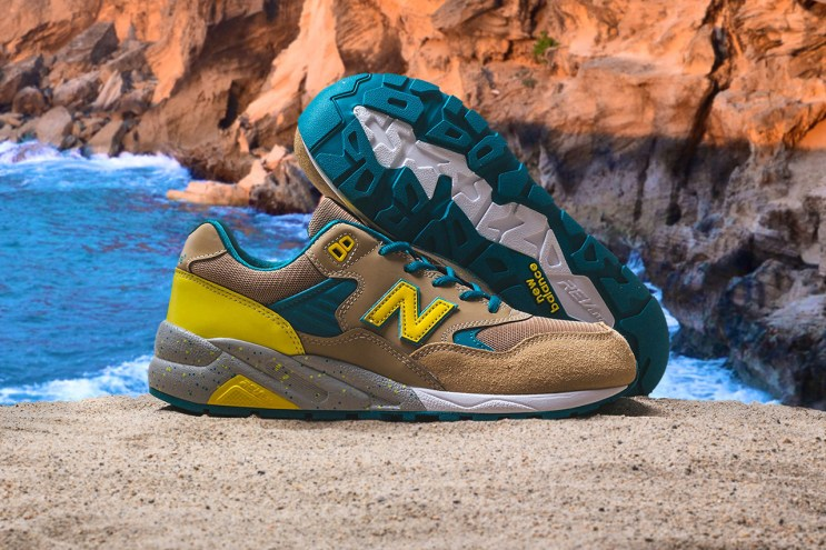 "New Balance 2014 Fall MRT580 ""Japan"" Pack"