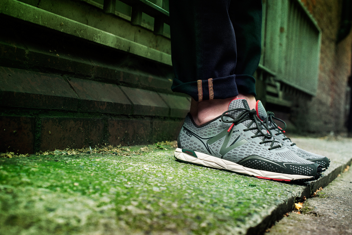 New Balance 2014 Fall/Winter Blue Tab Collection