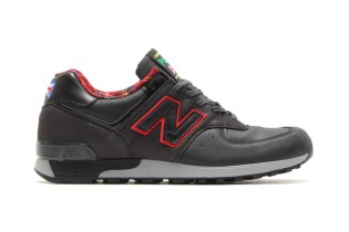 "New Balance M576 ""Punk & Mod"" Pack"