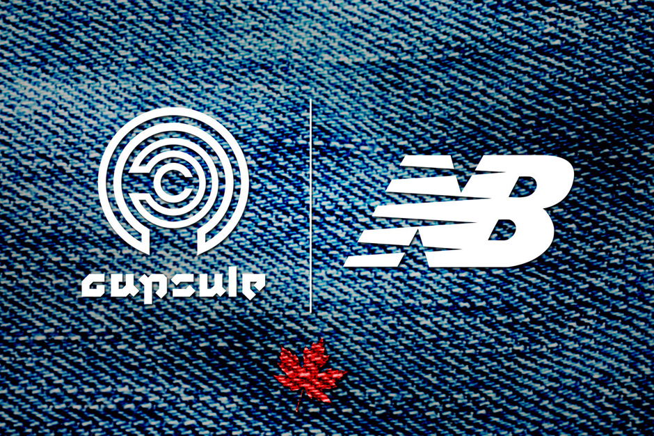 Capsule x New Balance Collaboration Teaser