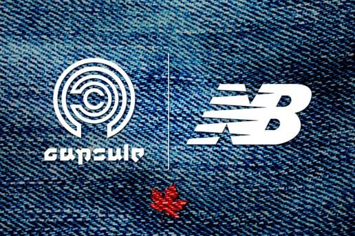 Capsule x New Balance Collaboration Teaser