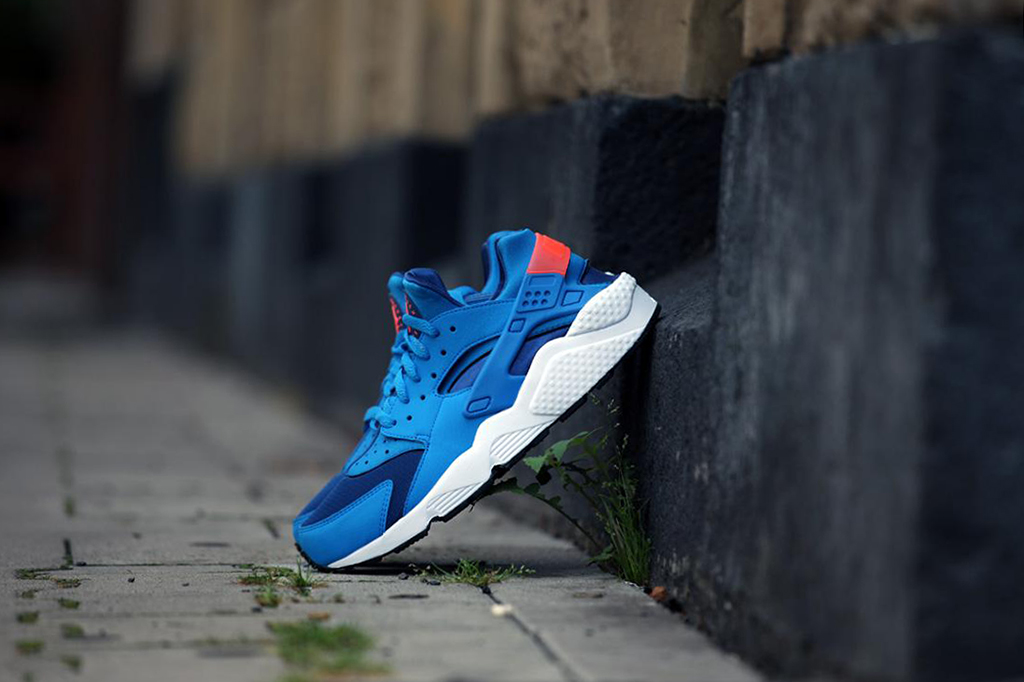 "Nike Air Huarache ""Gym Blue"""