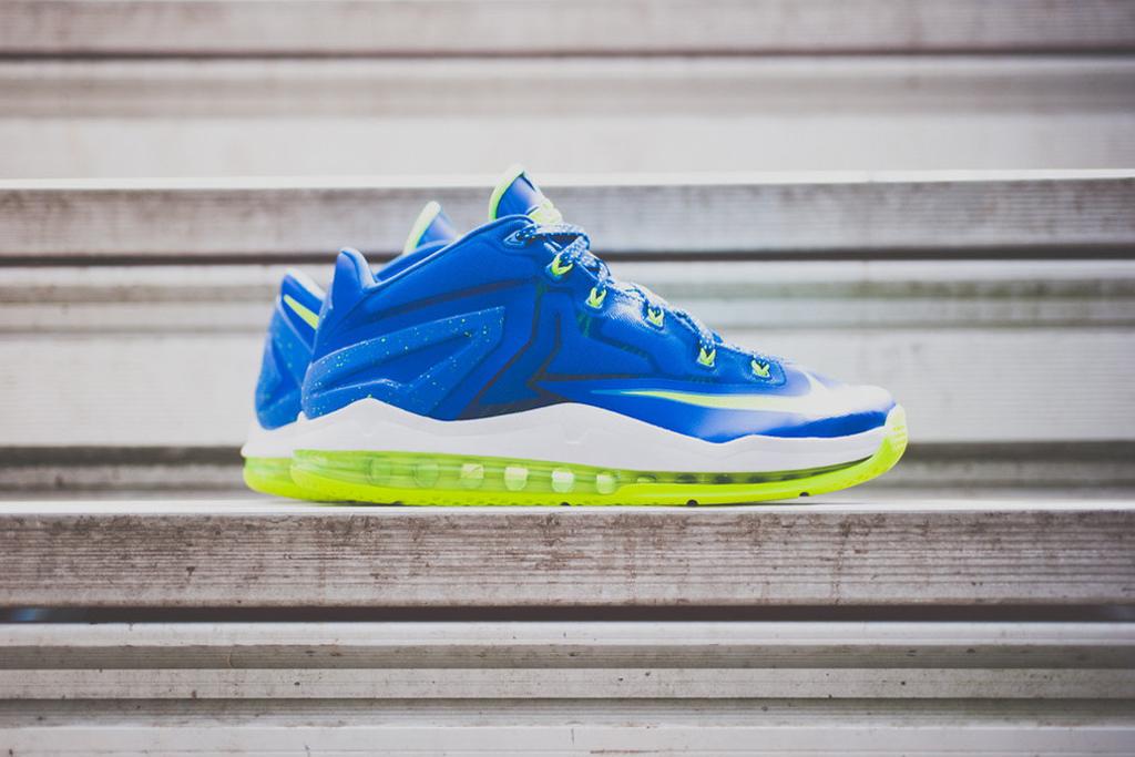 "Nike LeBron 11 Max Low ""Sprite"""